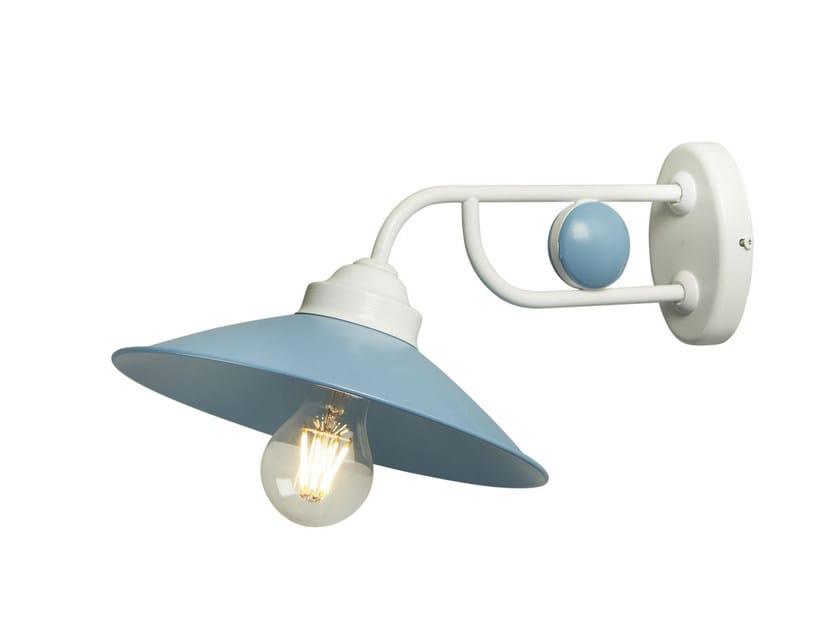 Direct light wall lamp RUA | Wall lamp by Gibas