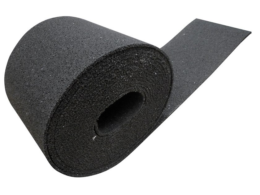 Rubber Vibration absorber, anti-vibration system RUBBER KEM TAGLIAMURO by Biemme
