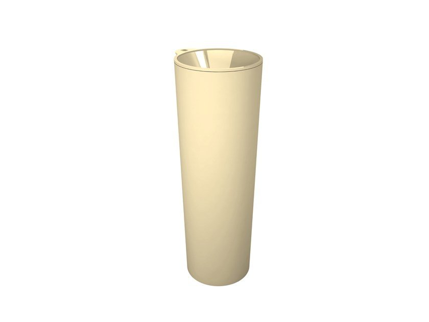 Freestanding washbasin RUBIK M3.LAV4.CF   Freestanding washbasin by Water Evolution