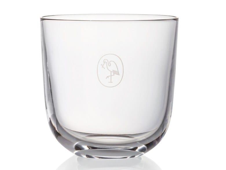 Water crystal glass RÜCKL by Rückl