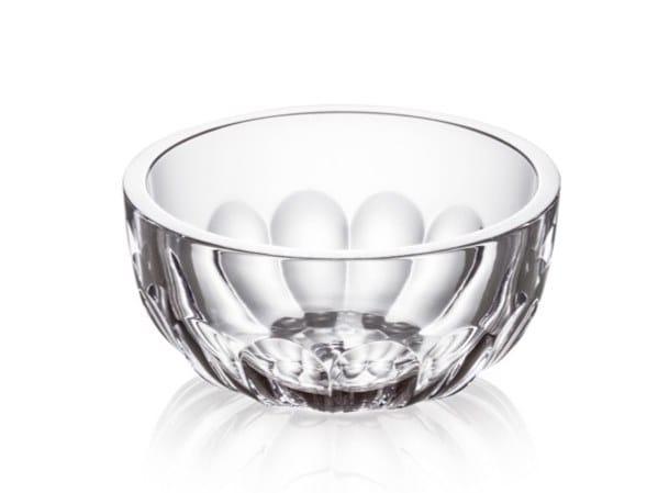 Crystal serving bowl RUDOLPH II | Serving bowl by Rückl