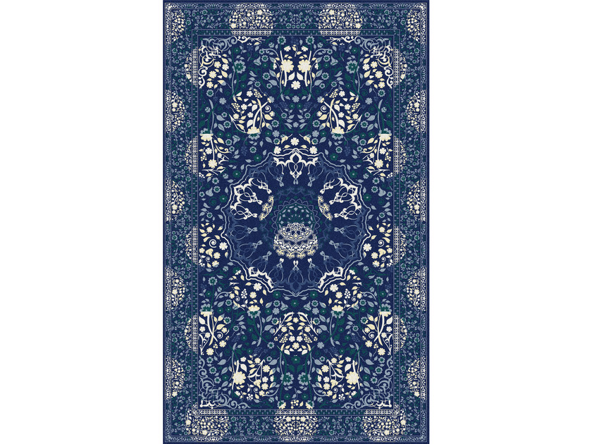 Polyamide rug MIDNIGHT MOODS by Mineheart