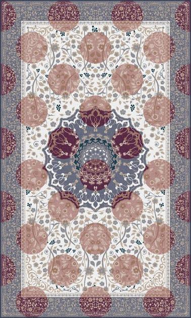 Polyamide rug PRINCELY PURPLE by Mineheart