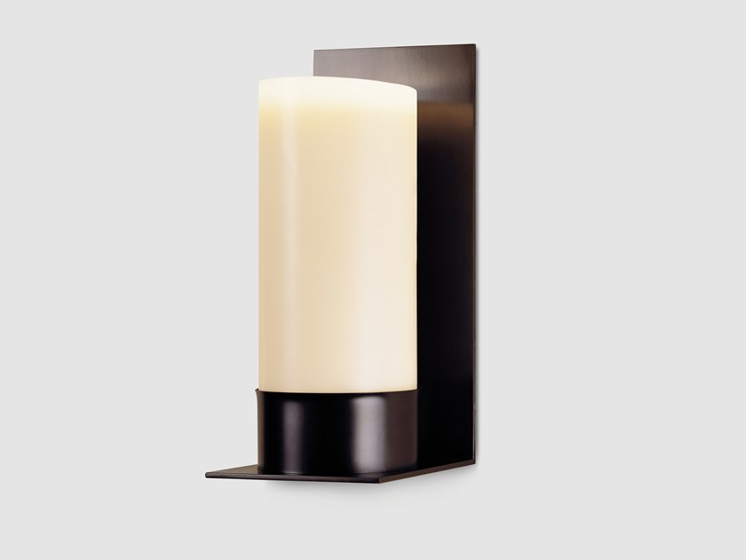 Indirect light steel wall light RUM by Kevin Reilly Collection