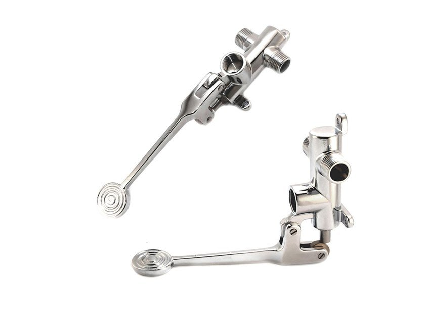 Pedal Tap for public WC RUPD1102N | Tap for public WC by Saniline