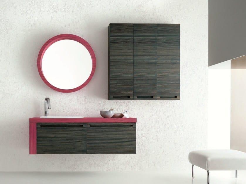 Sistema bagno componibile RUSH - COMPOSIZIONE 4 by Arcom