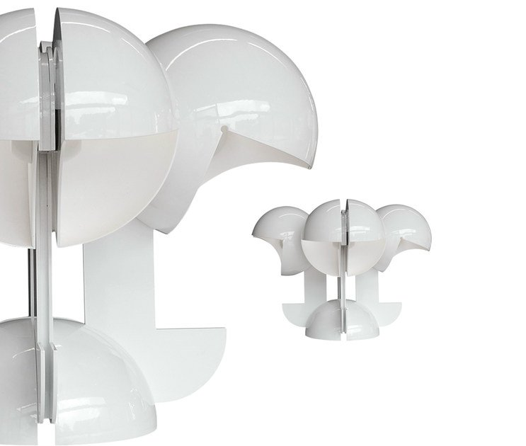 Adjustable table lamp RUSPA / 4 by Martinelli Luce