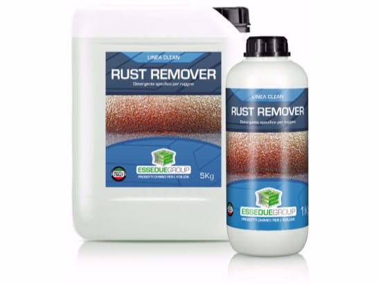 Detergente specifico per ruggine RUST REMOVER by Essedue Group