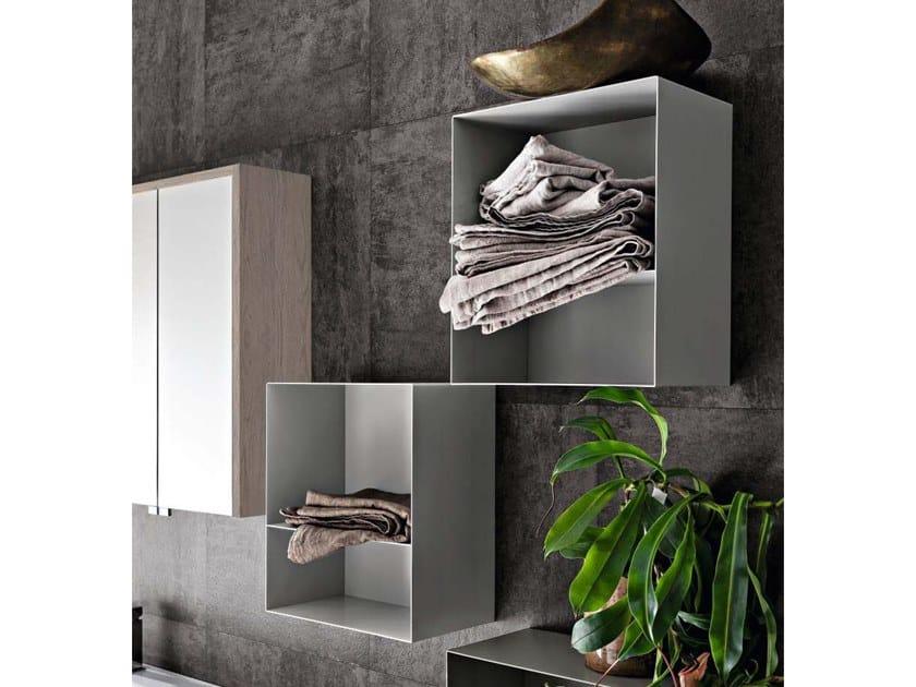 Plate bathroom wall cabinet RYO 49   Bathroom wall cabinet by Cerasa