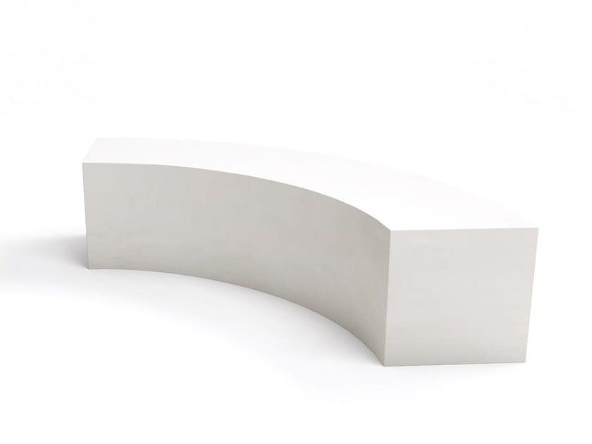 Panchina curva modulare S CURVO by LAB23
