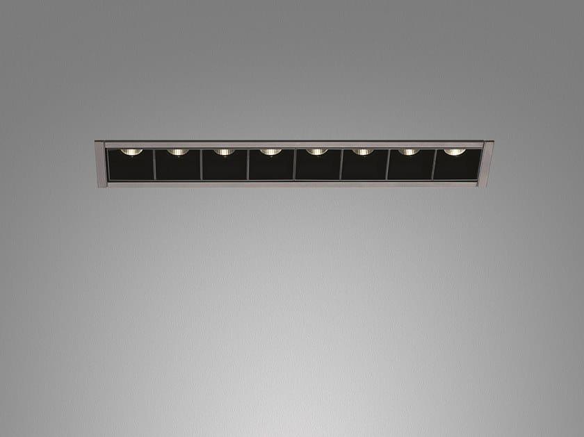 LED multiple recessed spotlight S. LOT | Multiple spotlight by Artemide