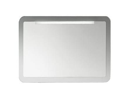 Specchio a parete con illuminazione integrata per bagno S0063 | Specchio by INDA®