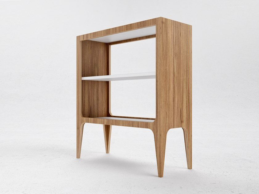 Open freestanding shelving unit S1 by ODESD2