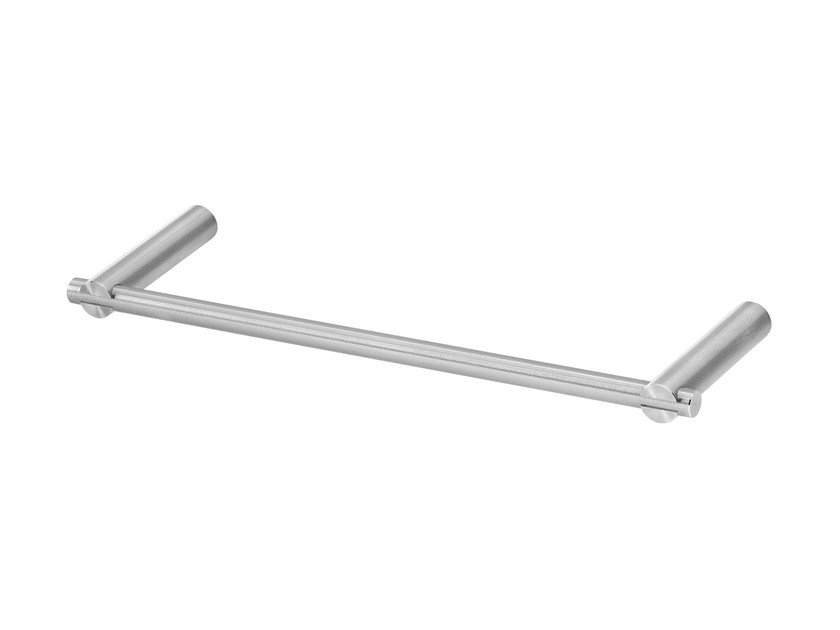 Stainless steel towel rack S22 A4.10 | Towel rack by Water Evolution