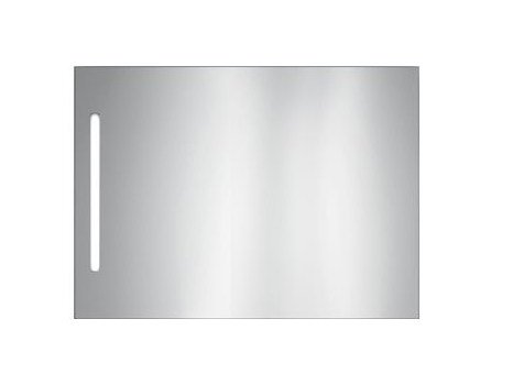 Wall-mounted bathroom mirror with integrated lighting S3513 | Mirror by INDA®