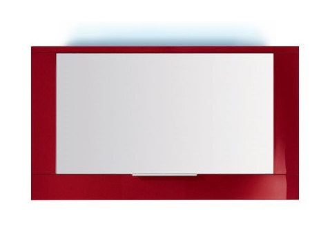 Wall-mounted bathroom mirror with integrated lighting S5510   Mirror by INDA®