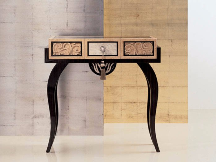 Rectangular console table with drawers S79 | Console table by Rozzoni
