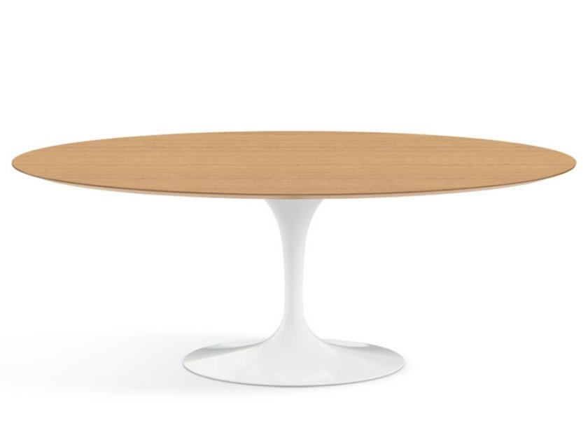 where to buy cozy fresh best price TULIP | Oval table By KNOLL design Eero Saarinen