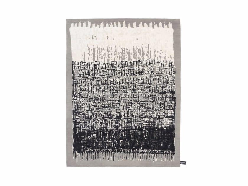 Handmade custom rug SACHA by cc-tapis