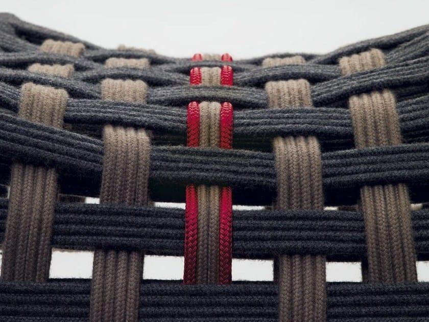 Sgabello in fibra sintetica saddle by da a design emilio nanni