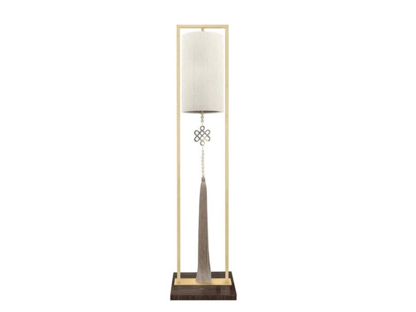 Indirect light brass table lamp SAGRES | Table lamp by FRATO