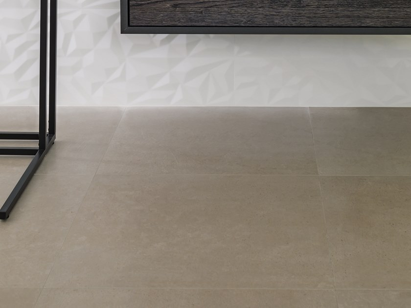 Wall/floor tiles with stone effect SAHARA by Venis