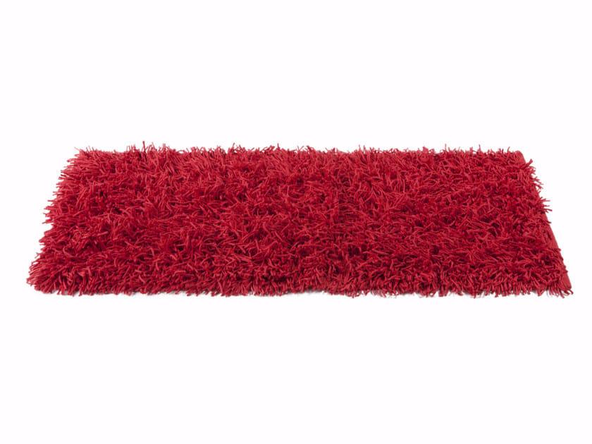Solid-color rectangular cotton rug SAINT MARTIN by Atipico