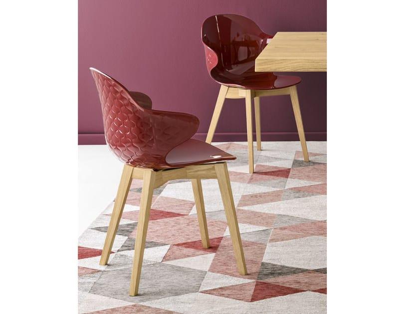 Sedie Con Braccioli Calligaris.Saint Tropez Sedia Con Braccioli By Calligaris Design Archirivolto