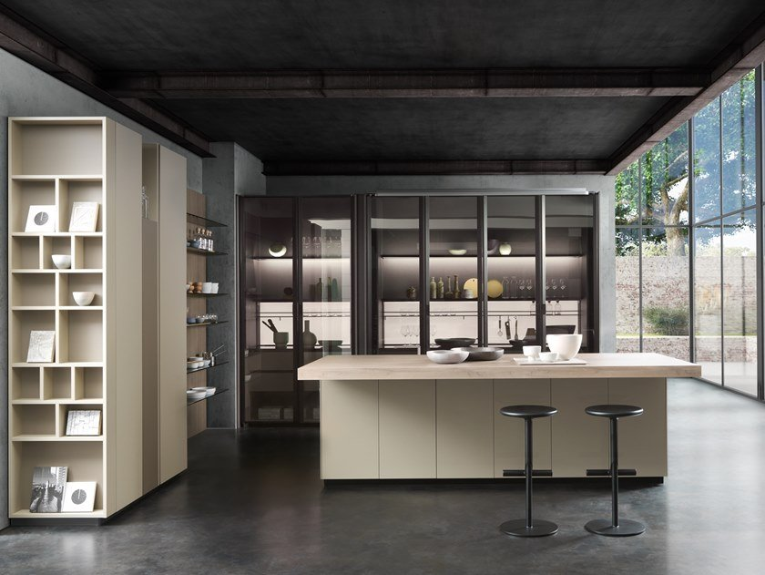 Kitchen with island ARES | Kitchen with island by Floritelli Cucine