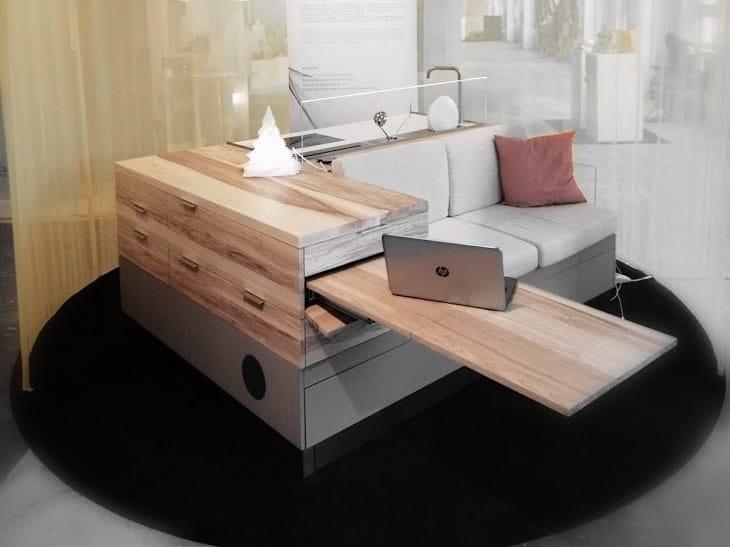 Multifunctional Furniture Salina By Artema