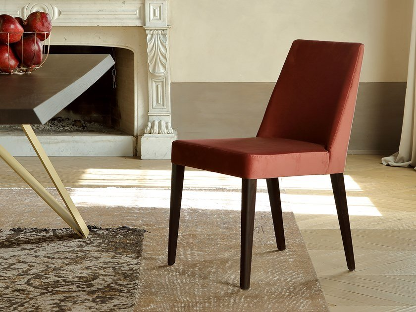 Upholstered chair SAM by Tonin Casa
