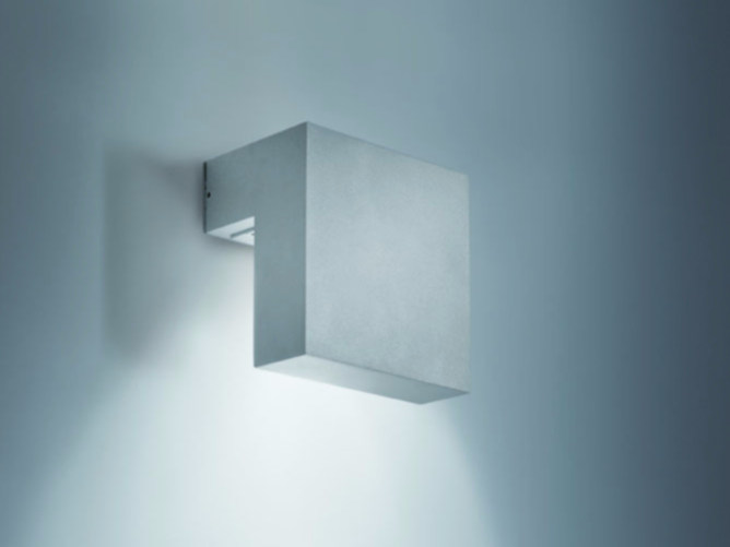 LED aluminium Outdoor wall Lamp SAMPA D by BEL-LIGHTING