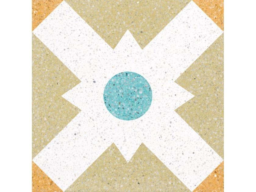 Pavimento/rivestimento in graniglia SAN JUAN by Mipa