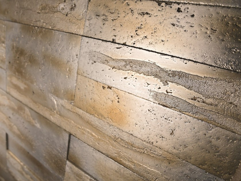 Indoor travertine wall tiles SAN MARCO by AREZIA