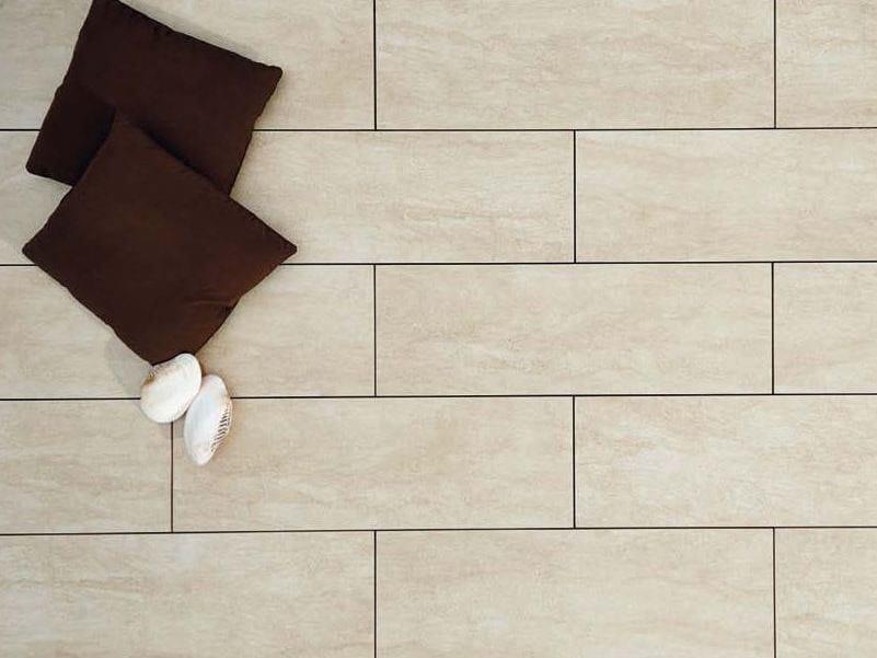 Outdoor floor tiles with stone effect ARENA SAND STONE BEIGE by GRANULATI ZANDOBBIO