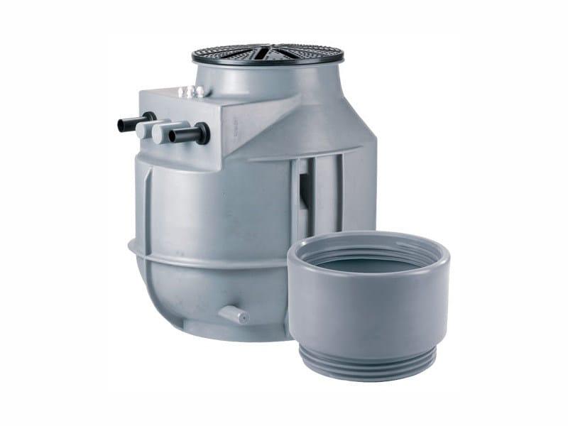 Grey water unit SANITSON PREMIUM by SALMSON