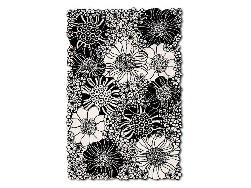 Handmade rectangular rug SAPPORO | Rectangular rug by MissoniHome