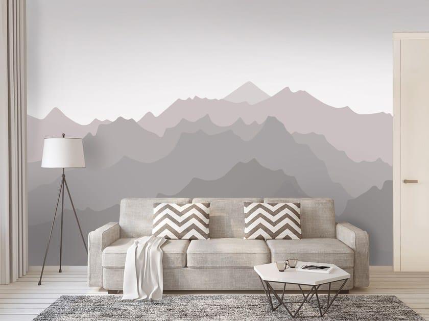 Adhesive panoramic wallpaper SARDEGNA by MYFRESKO