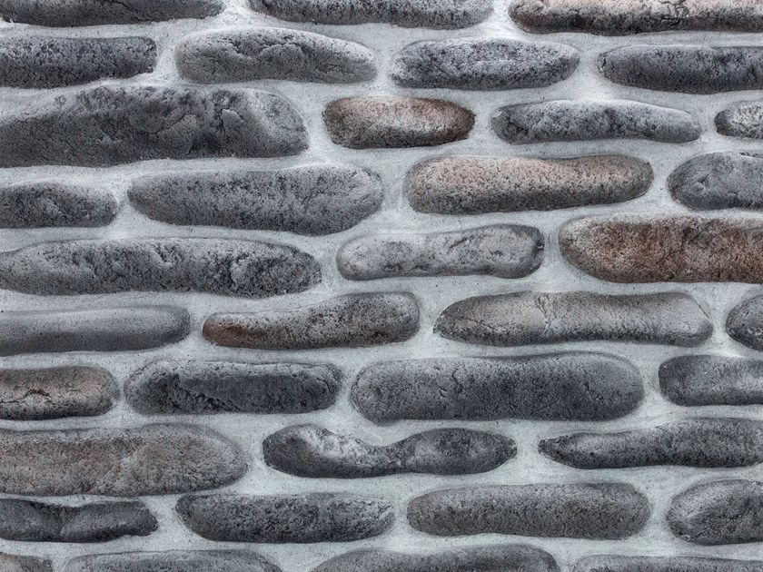 Reconstructed stone wall tiles SASSO CRATI by Decor
