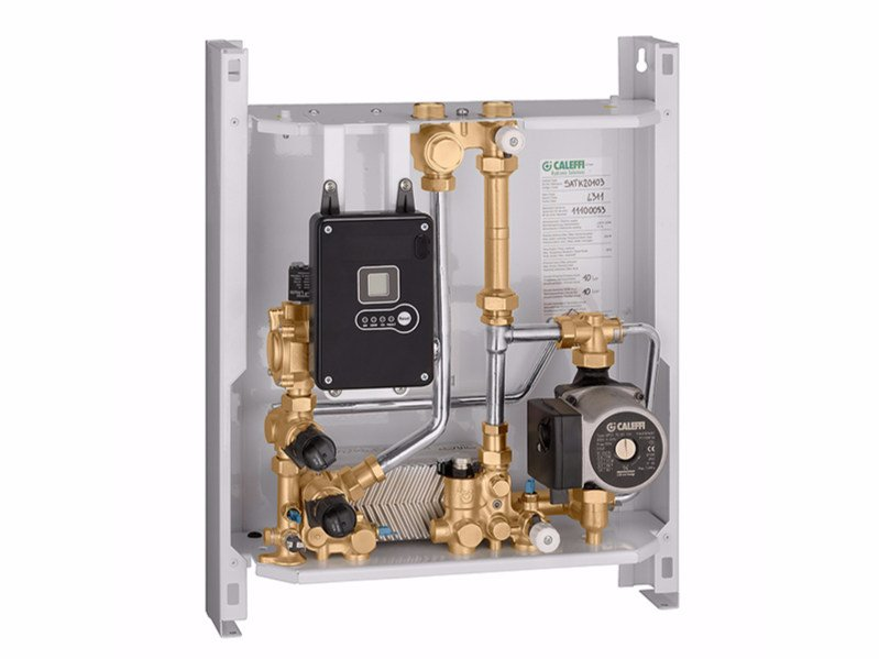 Low temperature heat interface unit SATK201 by CALEFFI