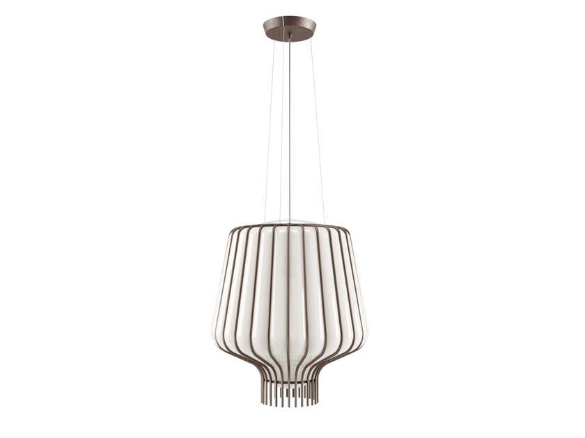 Pendant lamp SAYA F47 A09/11/21 | Pendant lamp by Fabbian