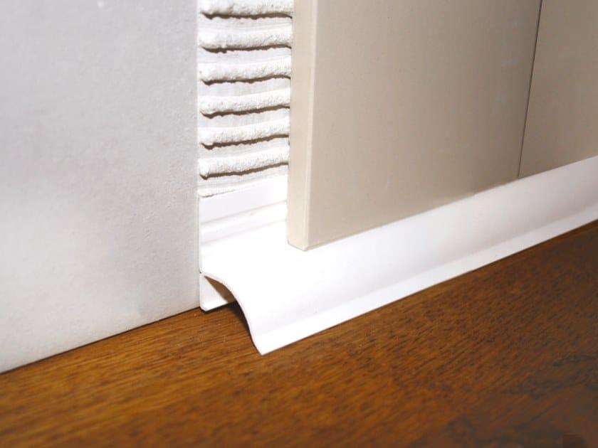 PVC edge profile SBS SPS by Genesis