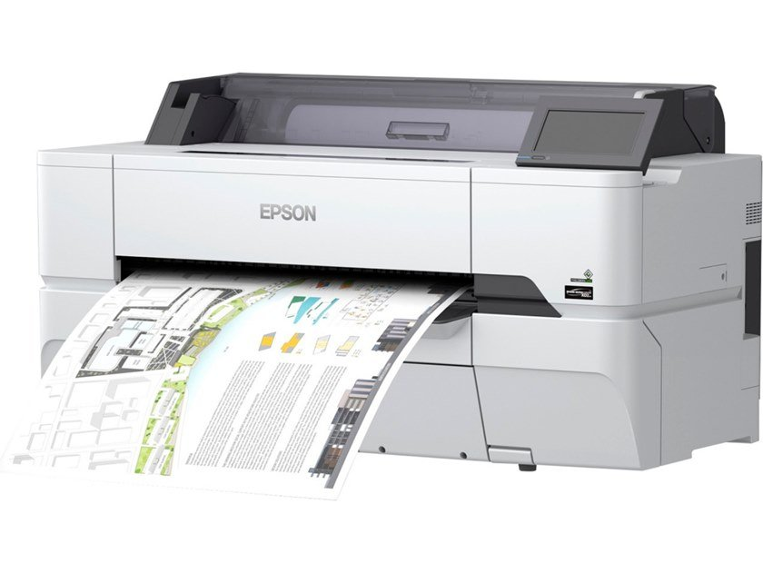 Large format printer for graphics, CAD and GIS SureColor SC-T3400 (N) by EPSON ITALIA
