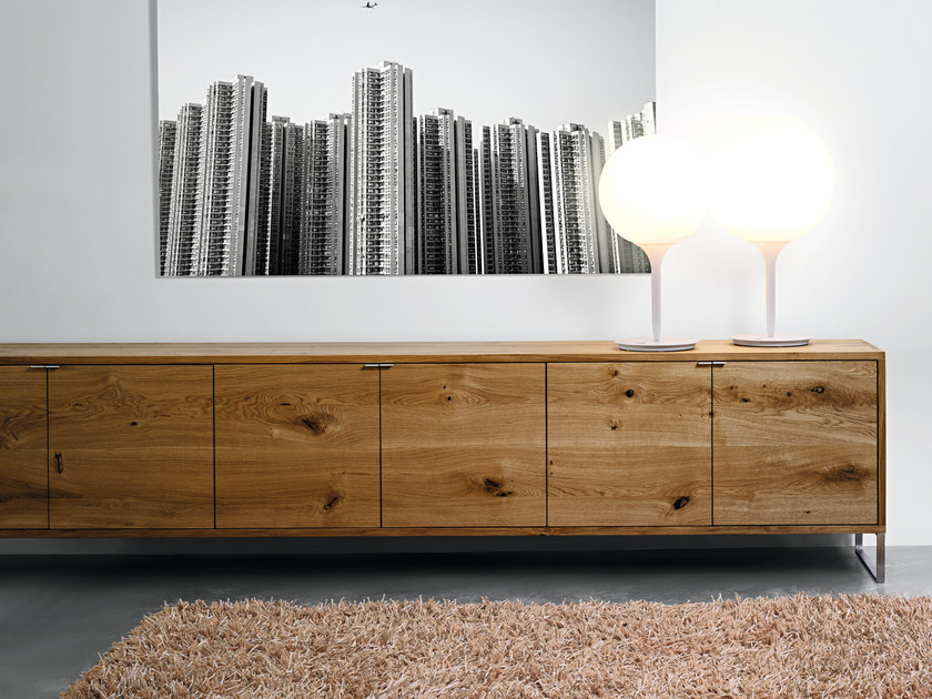 sc21 wooden sideboard by janua. Black Bedroom Furniture Sets. Home Design Ideas