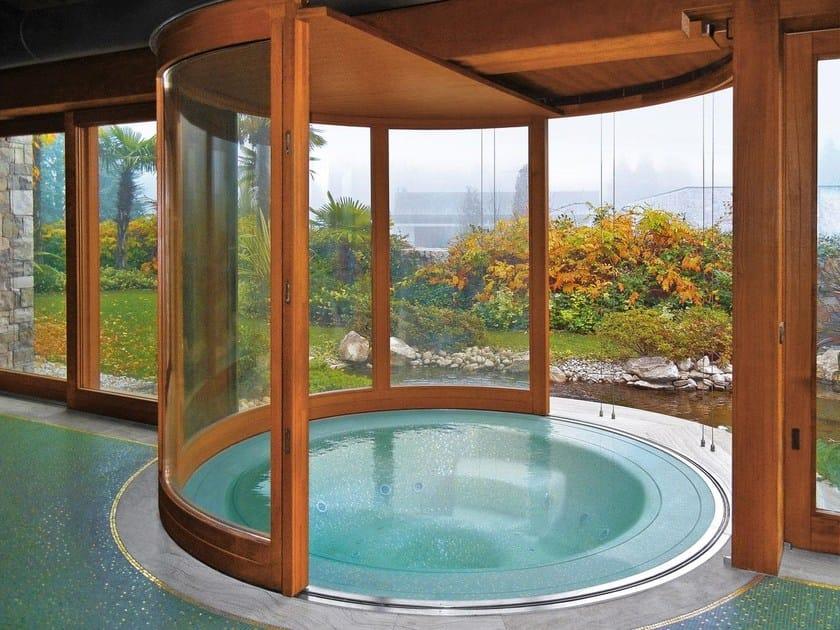 Finestra saliscendi in legno finestre saliscendi glissade nordall aluminium systems finestre - Finestre a ghigliottina ...