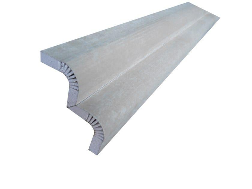 Plasterboard cornice SCALETTA 2GS by Biemme