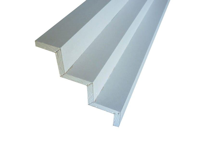 Plasterboard cornice SCALETTA 3G by Biemme