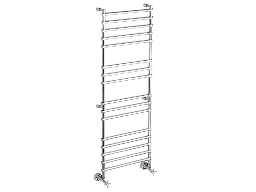 Chrome vertical wall-mounted towel warmer SCCA02A | Towel warmer by Fir Italia