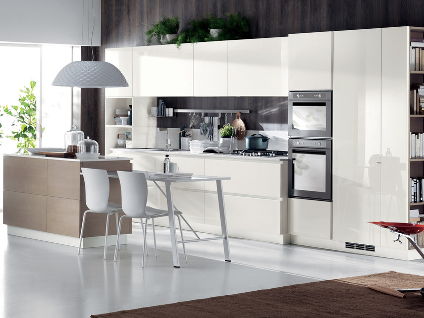 Fitted kitchen SCENERY by Scavolini