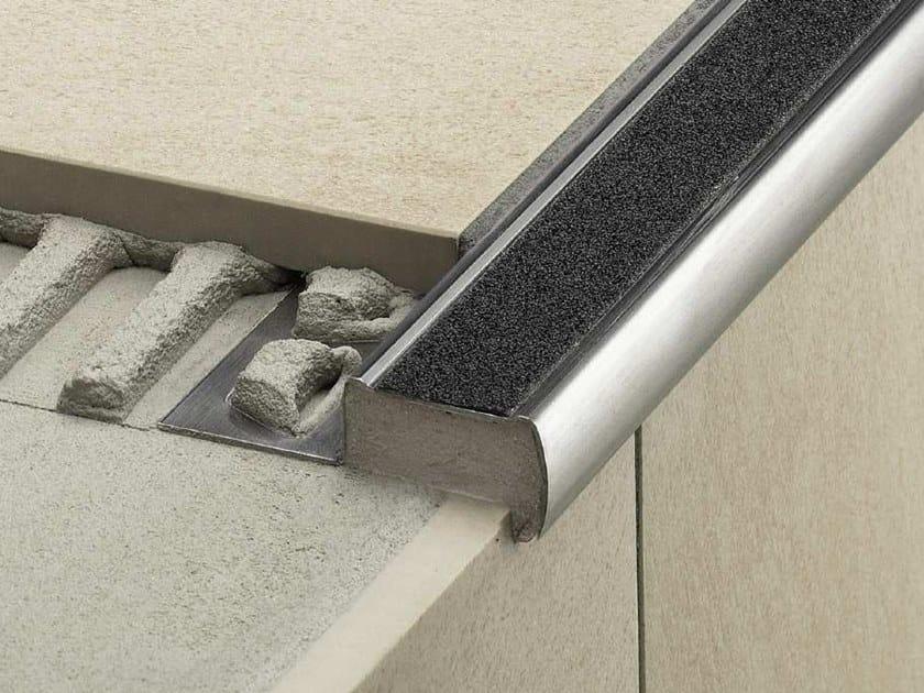 Stainless steel Step nosing Schlüter®-TREP-G /-GL /-GK /-GLK by Schlüter-Systems
